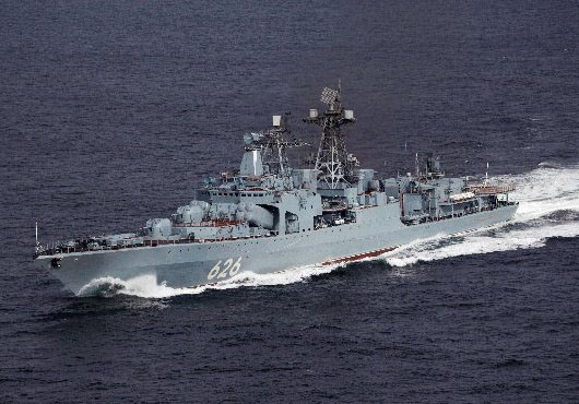 somalia russian destroyer escorts commercial vessels gulf aden