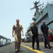 EU NAVFOR, NATO and CTF-151 Talk Counterpiracy Cooperation