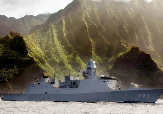 Scheldepoort Repair & Conversion Yard Gets Substantial Royal Netherlands Navy Contract