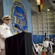 USS Harry S. Truman Conducts Eight Change of Command Ceremony