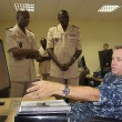 U.S Naval Forces Europe Participate in the First Senegal Navy Staff Talks