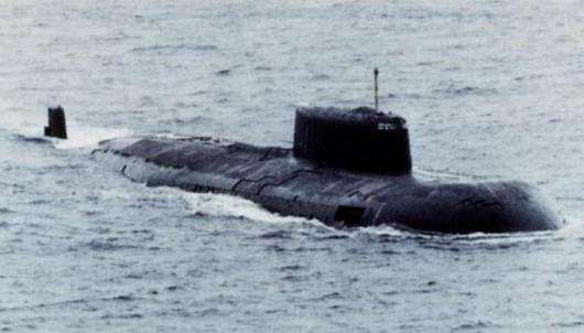 SSBN Smolensk Launched at Zvezdochka Ship Repair, Russia
