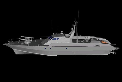 New Sobol-Class Patrol Boat Joins Russian Coast Guard's Fleet