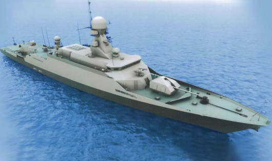 Russia: Zelenodolsk Shipyard to Host Keel-Laying of the Fourth Project 21631 Corvette