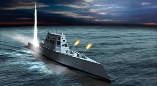 Presenting Zumwalt Class Destroyer SITREP